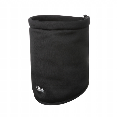 Rab Power Stretch Neck Shield - One size, Black